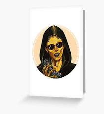 D'vorah Mortal Kombat X  Greeting Card