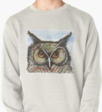 Anni's Owl Pullover
