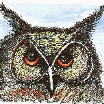 Anni's Owl by anni
