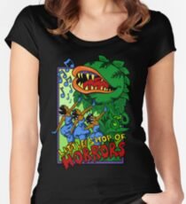 Little Shop of Horrors Women's Fitted Scoop T-Shirt