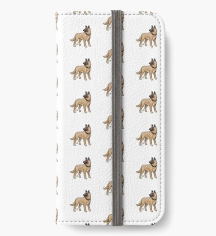 Malinois iPhone Wallet