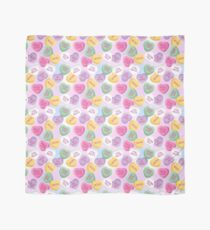 Valentine Candy Hearts Scarf