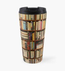 Books Travel Mug