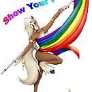 Show Your Pride! by ewalkerart