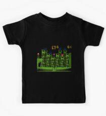 Super Mario 3 World 7-Pipe Land Kids Clothes