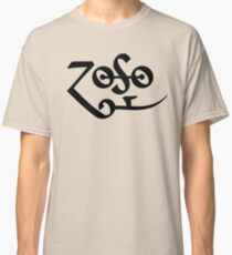 zoso Tour 2017 istifarr IF one Classic T-Shirt
