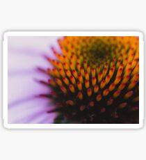 Macro Flower Sticker