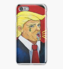 Pussy Grabber  iPhone Case/Skin