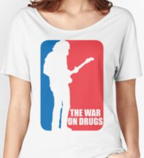 The War On Drugs - Major League Shirt Women's Relaxed Fit T-Shirt