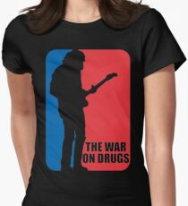 The War On Drugs - Major League Shirt Womens Fitted T-Shirt