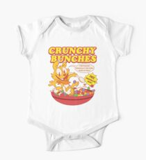 Crunchy Bunches Cereal Shirt One Piece - Short Sleeve