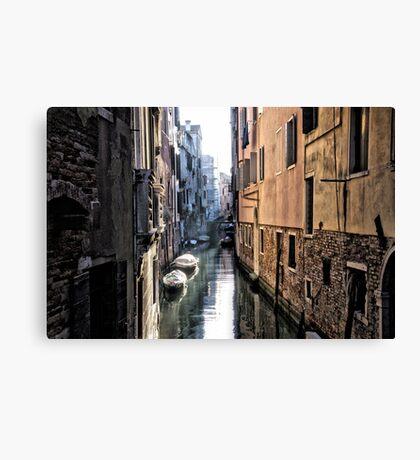 Secret Venice Canvas Print