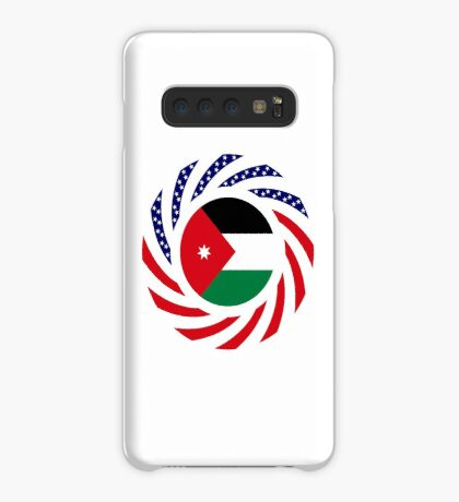 Jordani American Multinational Patriot Flag Series Case/Skin for Samsung Galaxy