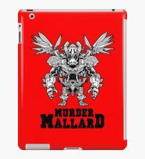 Murder Mallard iPad Case/Skin