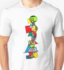 Colours and Shapes T-Shirt