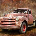 Rusty Gold by Keith Hawley