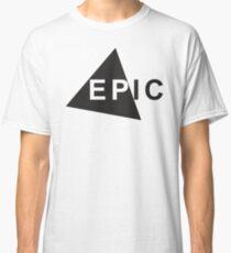Epic Hope Text Quotes Mega Logo Classic T-Shirt