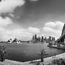 Sydney from Kirribilli by Julie Begg