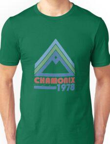 chamonix Unisex T-Shirt