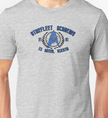 Star Trek - Starfleet Academy - Science Unisex T-Shirt