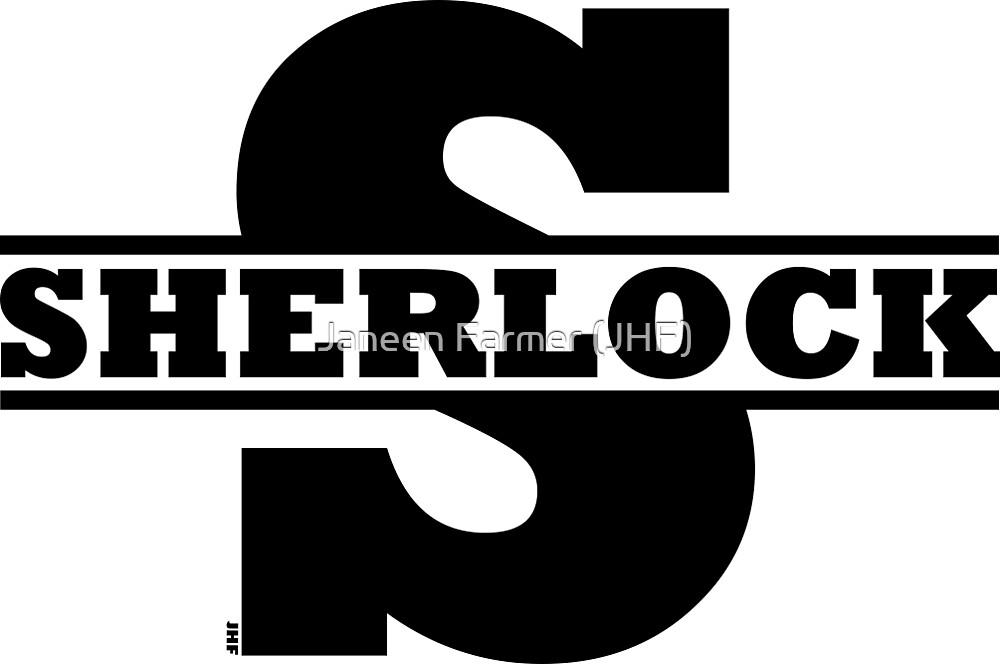 Sherlock by Janeen Farmer (JHF)