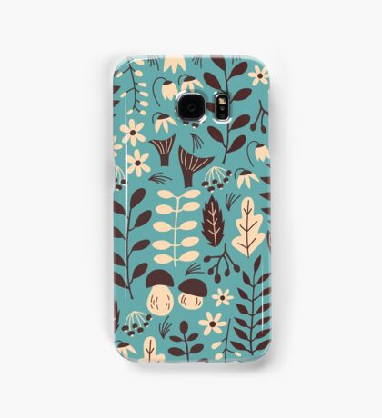Blue Forest Samsung Galaxy Case/Skin