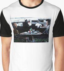 Wärme-Café Grafik T-Shirt