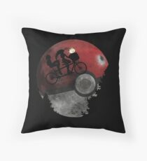 Team Rocket - ET Throw Pillow