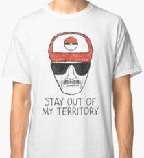 Pokemon Go Heisenberg Classic T-Shirt