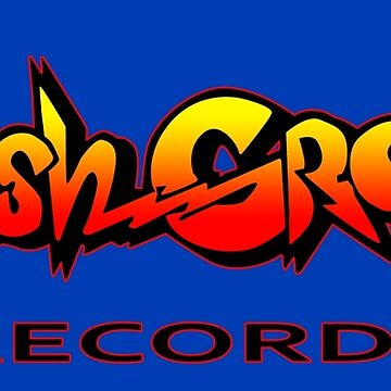 Krush Groove Records by sinistergrynn