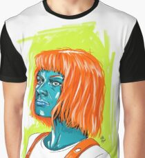 Leeloo Graphic T-Shirt