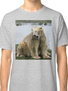 Keeping You Up Mr Bear Classic T-Shirt