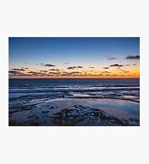 London Bridge beach, Portsea, Mornington Peninsula, Victoria, Australia. Photographic Print