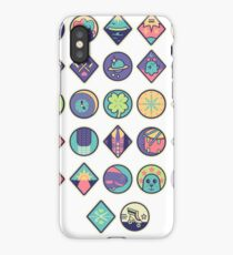 Lumberjanes Patches iPhone Case/Skin