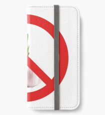 Not stinks of garlic. iPhone Wallet/Case/Skin