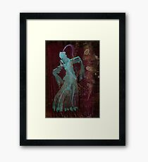 WDV - 007 - Finding Empty Field Framed Print