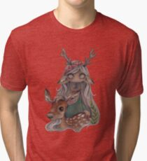 Queen of the forest Tri-blend T-Shirt