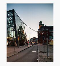 Malmö Centralstation Photographic Print
