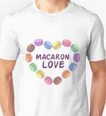 Macaroon pattern Unisex T-Shirt
