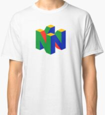 N64 Logo Classic T-Shirt