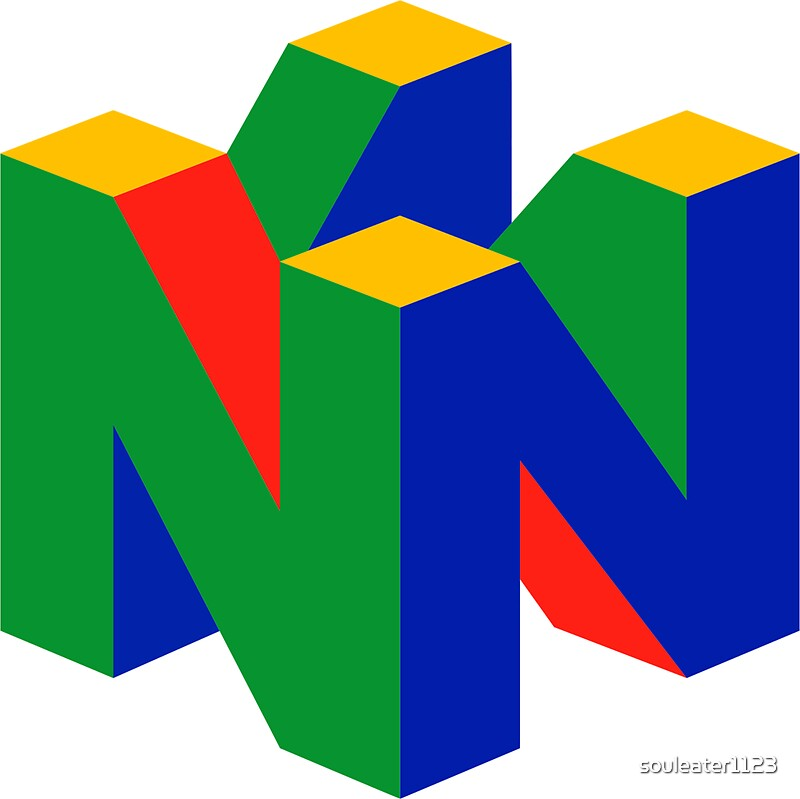 Image result for n64 logo