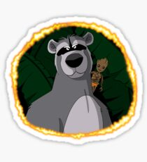 Guardians of the Jungle Sticker