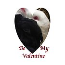 Be my valentine by KMorral