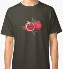 Juicy pomegranate fruits Classic T-Shirt