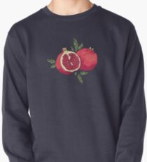 Juicy pomegranate fruits Pullover