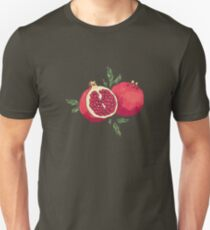 Juicy pomegranate fruits Unisex T-Shirt