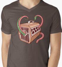 Tentacles Mens V-Neck T-Shirt