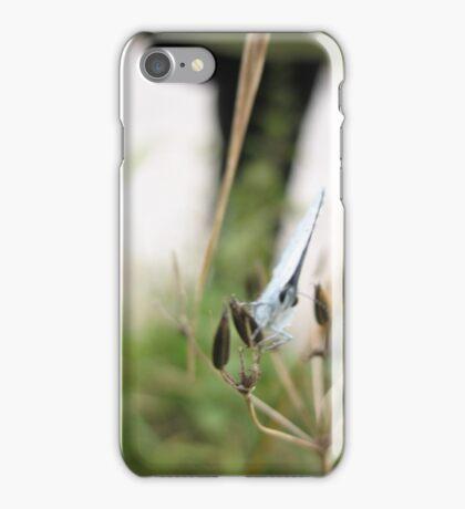 BUTTERFLY PORTRAIT iPhone Case/Skin