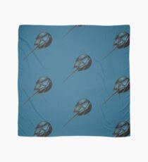 Horseshoe Crab - Blue Scarf