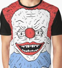KILLER KLOWN FROM OUTER SPACE Graphic T-Shirt